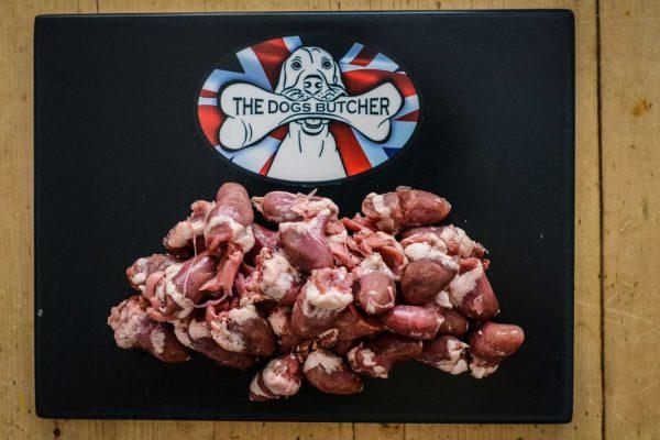 Chicken Hearts (Free Range) 1kg