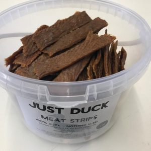 Just Duck Meat Strips